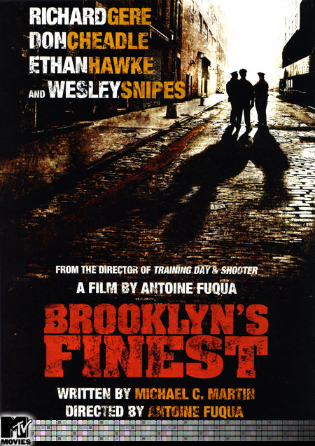 DVD Review: Brooklyn's Finest