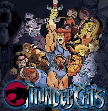 Thundercats Tigra on Thundercats