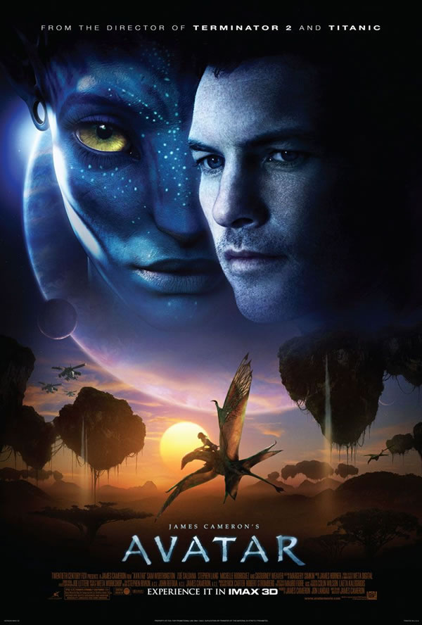 Avatar Movie Poster. Last Updated on Saturday, 28 August 2010 03:22