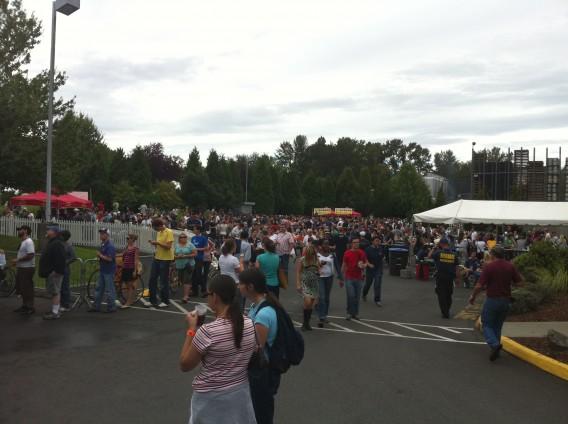 Inside the Sausagefest