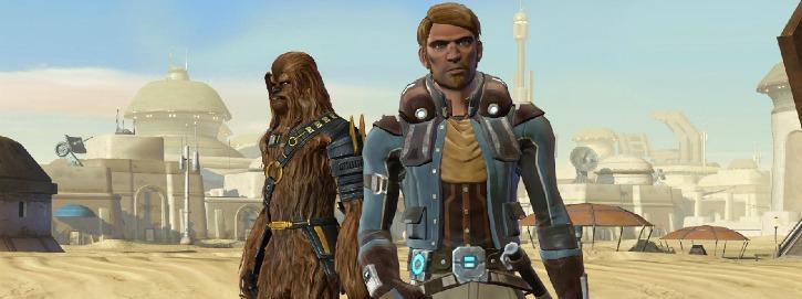 Smuggler and Companion