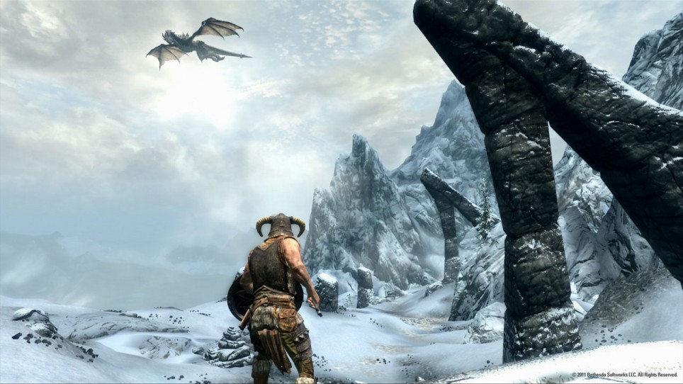 Skyrim Gets Kinect Support: Voice Commands, Shouts and More