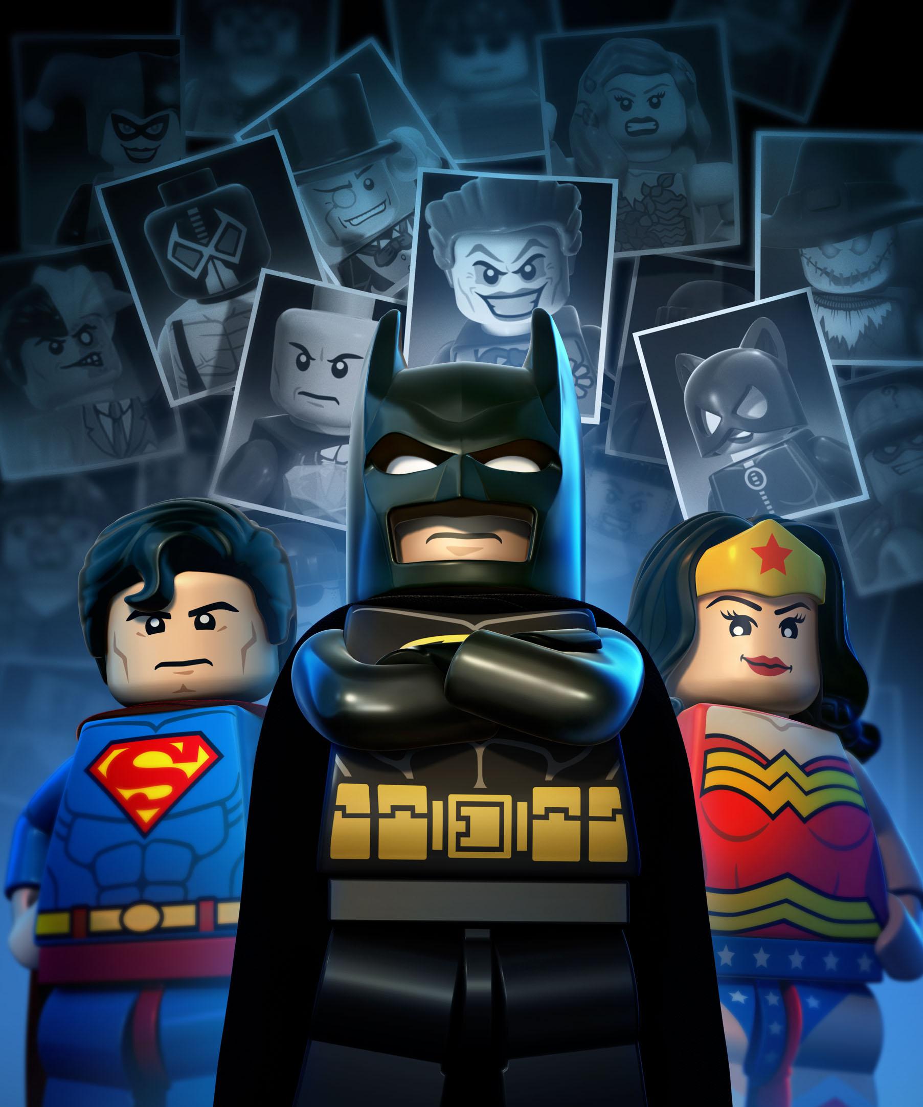 Review lego batman 2 dc super heroes talkingship - Logo super heros ...