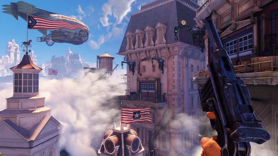 GOTY 2013: BioShock Infinite