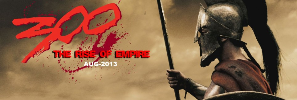 TRAILER – 300 Rise of an Empire