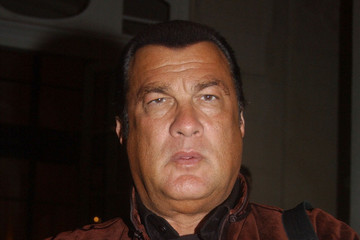 Steven Seagal Knows What Time It Is