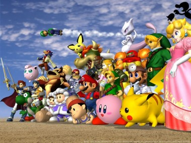 SuperSmashBrosWallpaper800