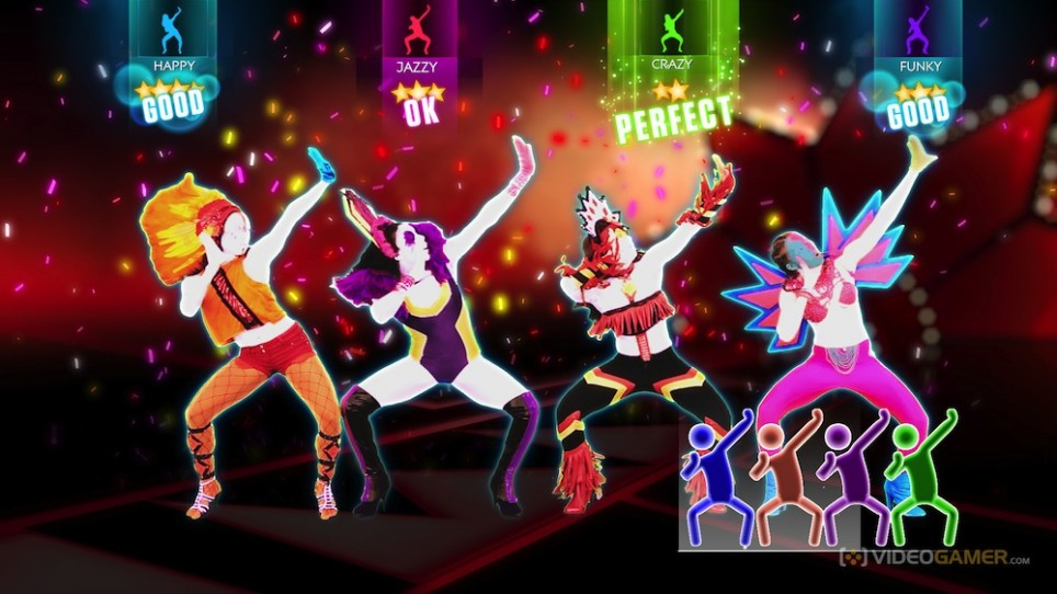 REVIEW: Just Dance 2014