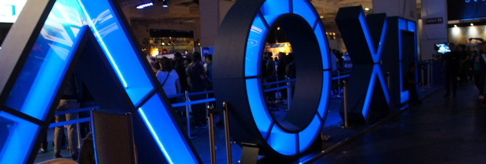PlayStation 4 Preview (EGX 2013)