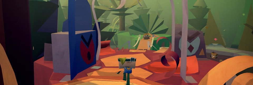 PREVIEW: Tearaway (EGX 2013)