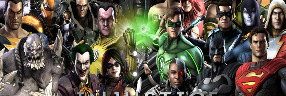 Late to the Game : Injustice – Gods Among Us