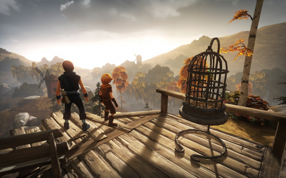 GOTY 2013: Brothers: A Tale of Two Sons