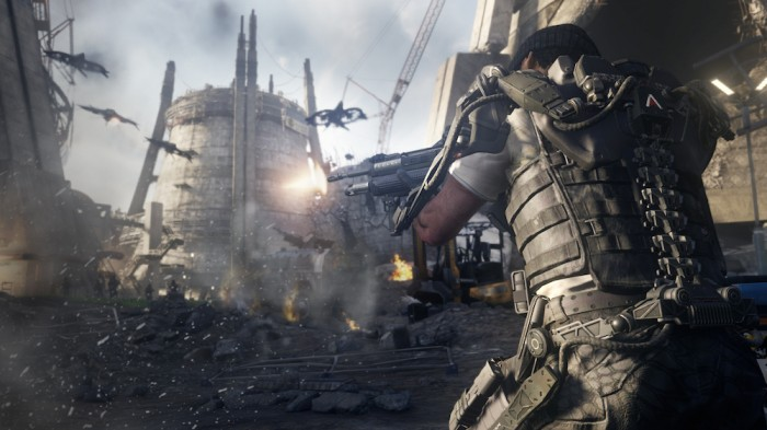More Information on CoD: Advanced Warfare, Screenshots Revealed
