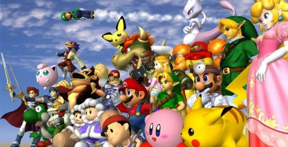 Super Smash Bros U