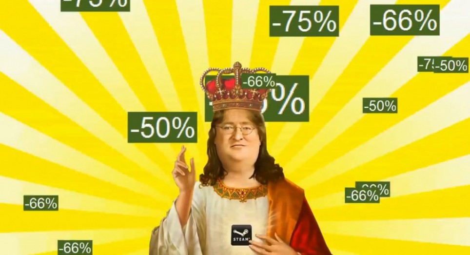 Five Ways to Survive the Steam Summer Sale