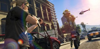 Return to Los Santos with GTA V on Next Gen