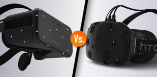 Oculus Rift vs HTC Vive. Are we in for a VR Battle Royale? (Updated)